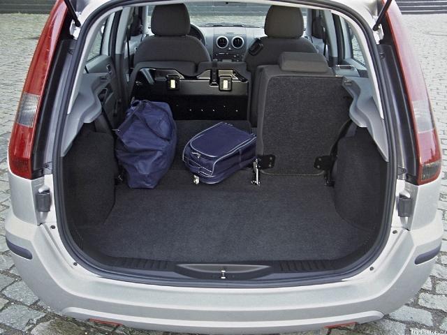 багажник у форд фьюжн