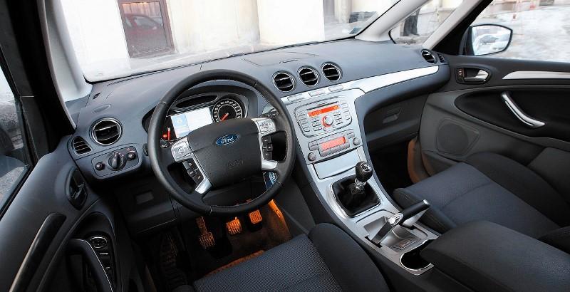 салон форд s-max