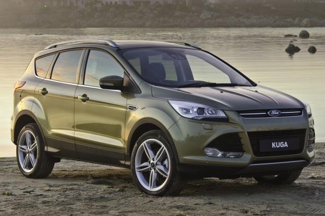 технические характеристики нового форд куга 2015