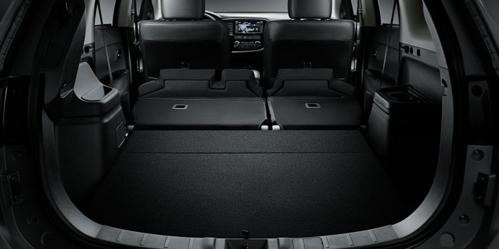 багажник митсубиси аутлендер 2015