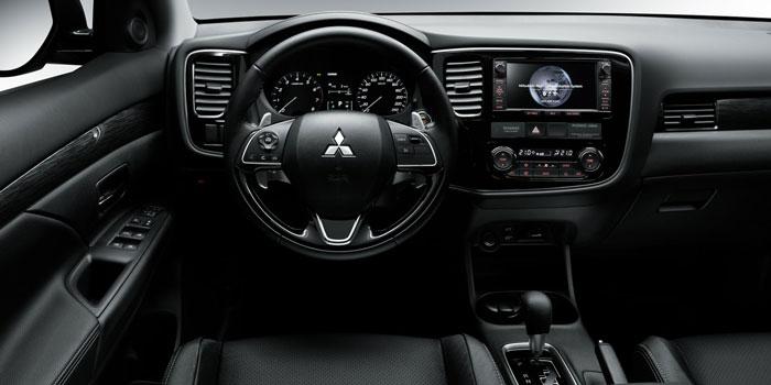 руль и панель приборов