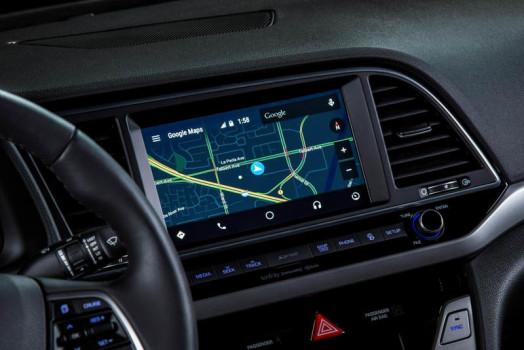 навигация в автомобиле хендай  элантра