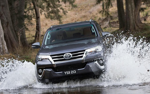 toyota fortuner 2016 года
