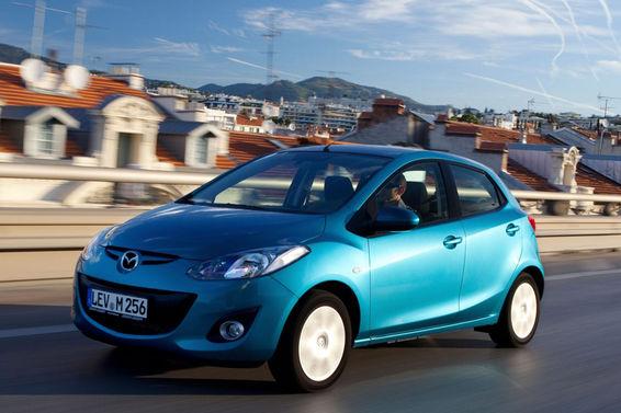 Mazda 2 Direct