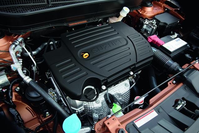 двигатель сузуки витара 2016
