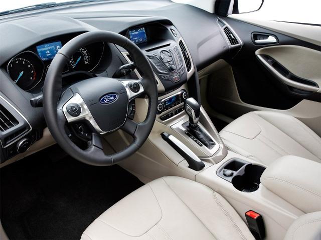 форд фокус седан 2015-2016 салон фото