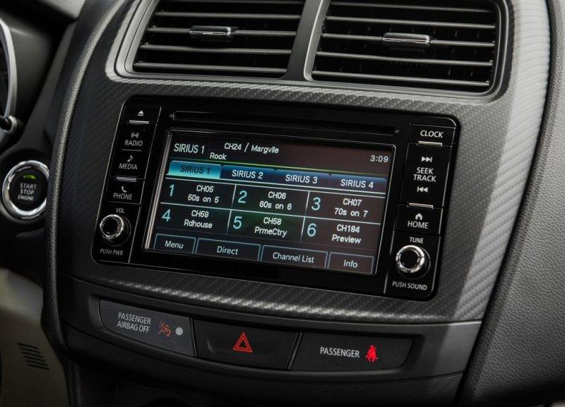 Технические характеристики Mitsubishi ASX / Мицубиси АСХ ...