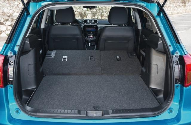 багажник у сузуки гранд витара 2016