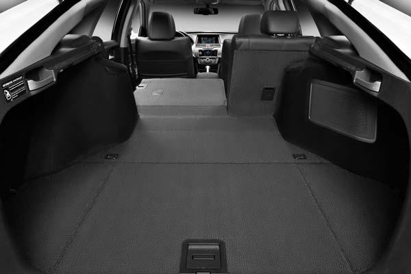хонда кросстур 2016 фото багажника