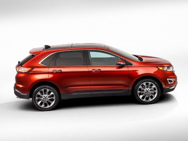 новый ford-edge-2016