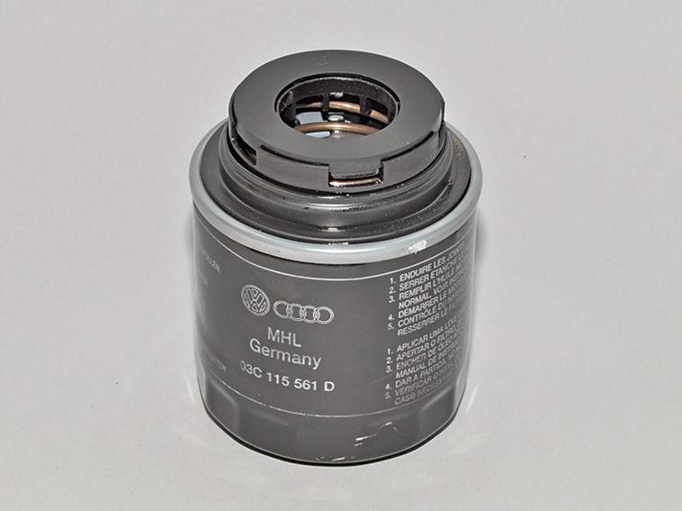 маслянный фильтр фольксваген поло