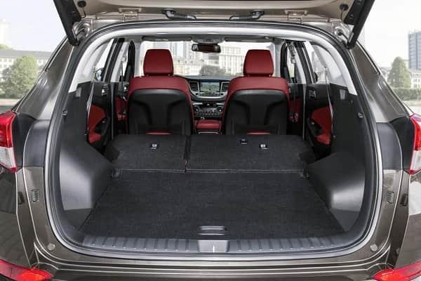 багажник хендай туксон 2017