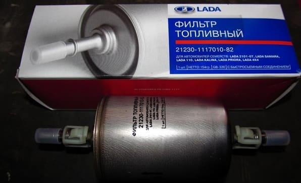 топливный фильтр шевроле нива