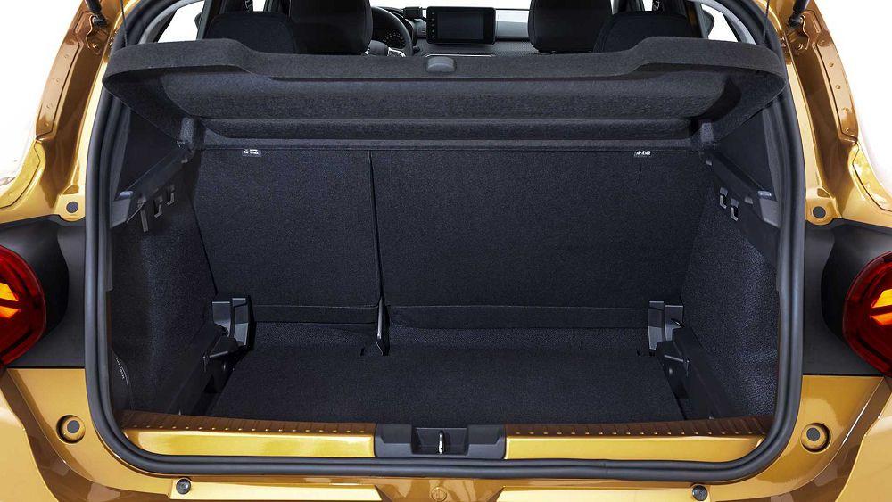 Рено Сандеро Степвей 2020 багажник